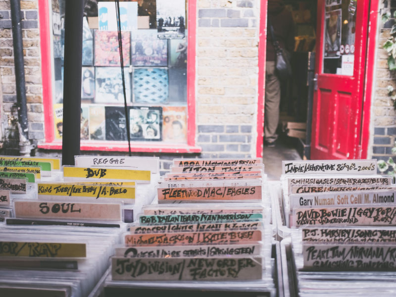 Minimalism And Vinyl