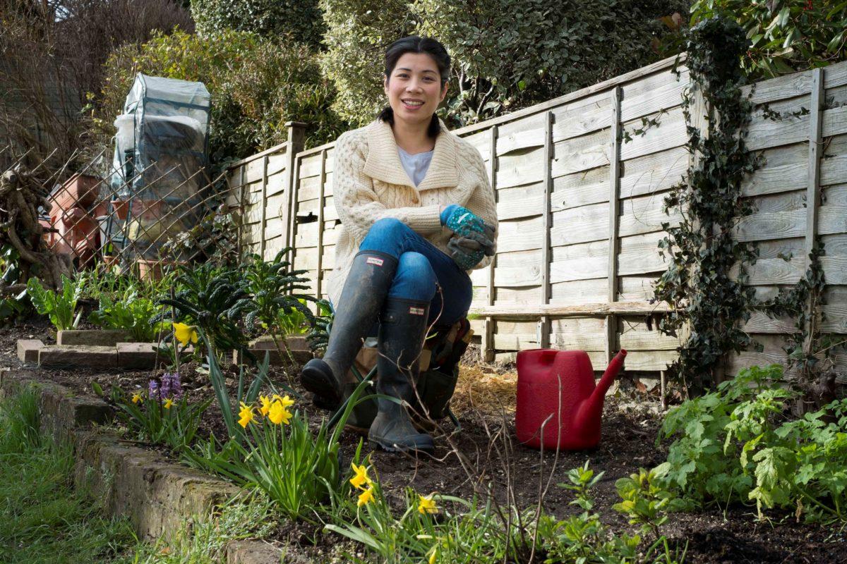 Gardening Self-sufficient